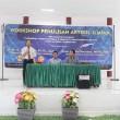Workshop Penulisan Artikel Ilimiah Jurusan Farmasi FMIPA UNTAD