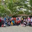 Awal Tahun, Dharmawanita FMIPA UNTAD Menggelar Family Gathering